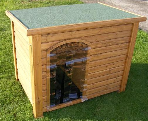 утепленные будки для собак