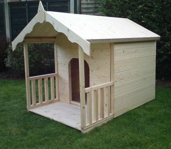 будка для собаки летняя