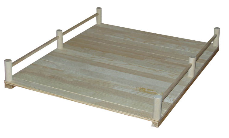 лежак для маленькой србаки