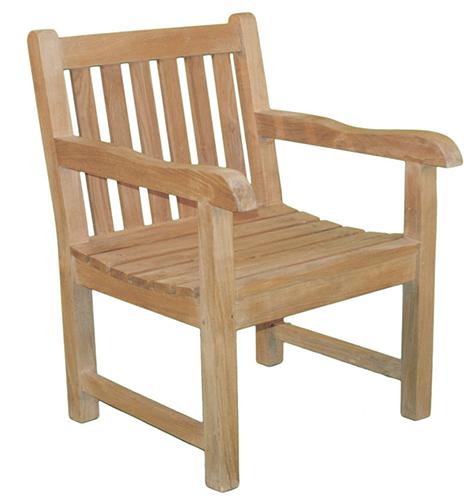 стул садовый деревянный