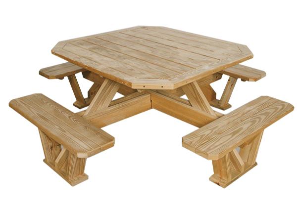 Дачная мебель деревянная
