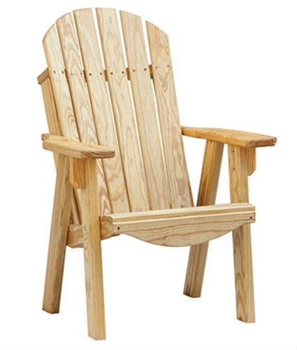 садовое кресло адирондак